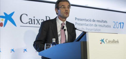 Jordi Gual Sole, Presidente de LaCaixa